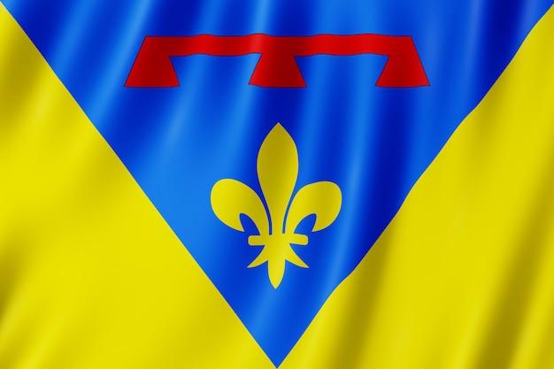 Flag of var, france