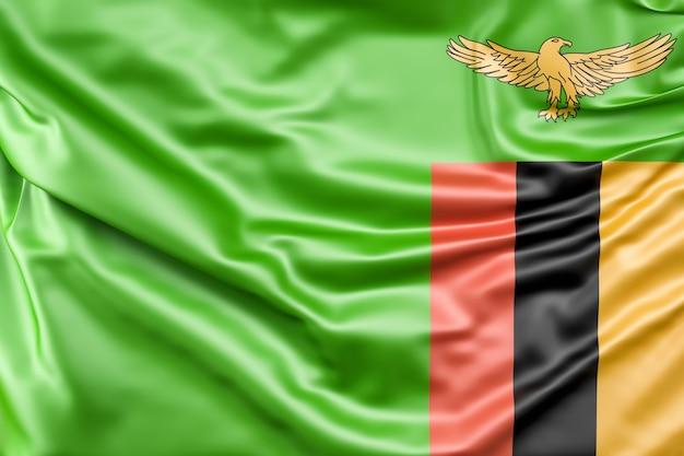 Bandiera dello zambia