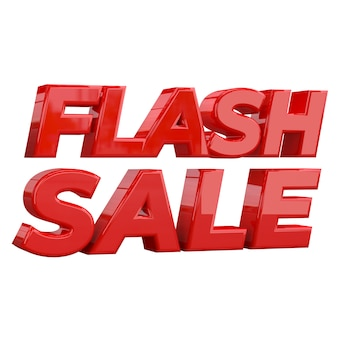 Flash sale дизайн шаблона баннера, специальное продвижение