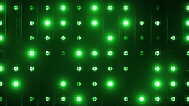 Flashing wall lights. flashing lights lanterns for clubs and discos. nightclub halogen lamp.