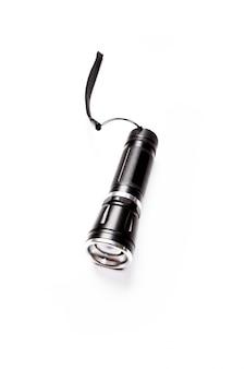 Flashlight, isolated on white