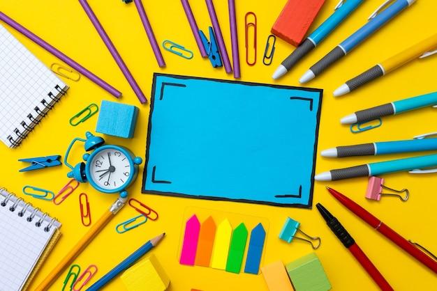 Яркие школьные канцелярские товары, яркие обучающие коллекции, инструменты для творческого письма, обучающие вещи, ручка для смешанных студенческих материалов, бумага, блокнот, карандаш для заметок