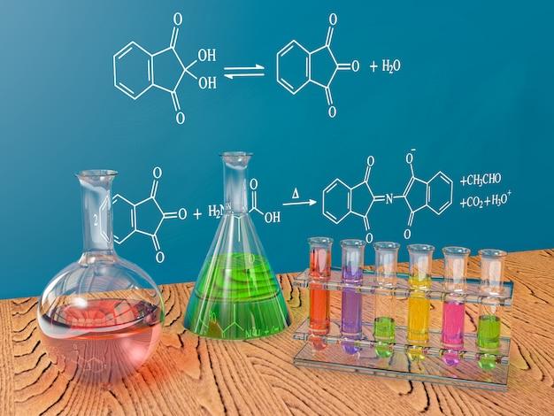 Flasks chemistry