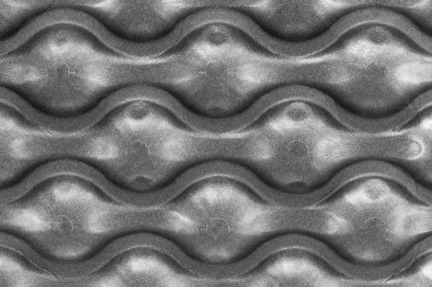 Flat lay abstract grey surface