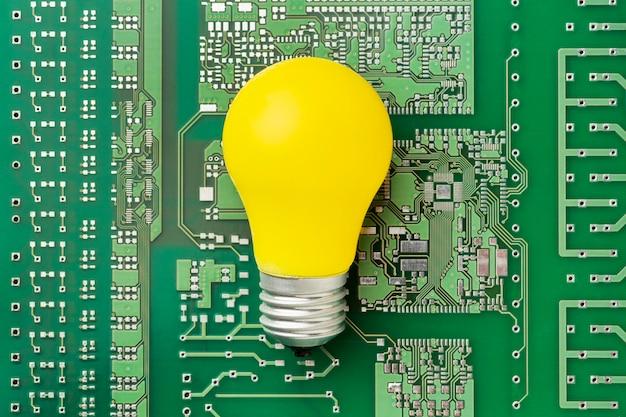 Плоский абстрактный ассортимент инноваций