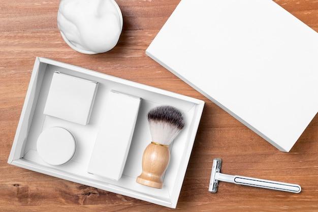 Плоские инструменты для ухода за парикмахерской