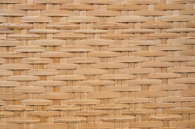 Flat lay copy space layout of wooden thai traditional rack wood pattern