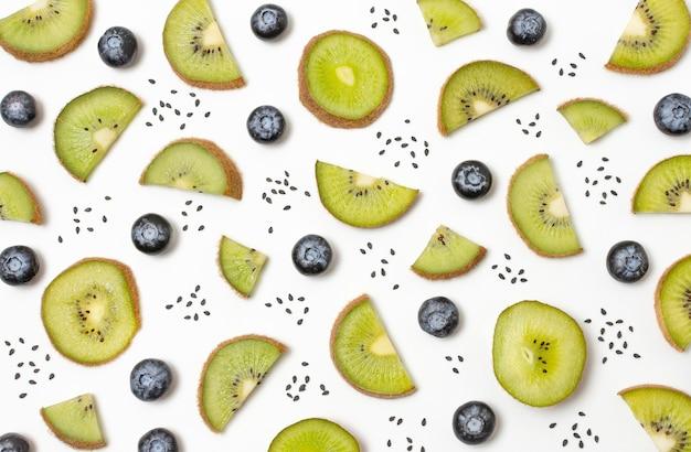 Плоские спелые продукты