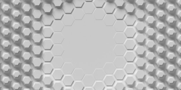 Плоские лежали геометрические 3d фигуры копируют космический фон