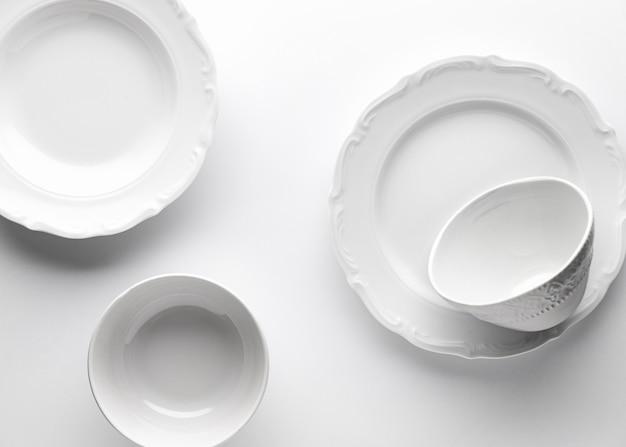 Плоская посуда