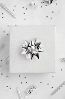 Плоская планировка элегантной концепции дня рождения