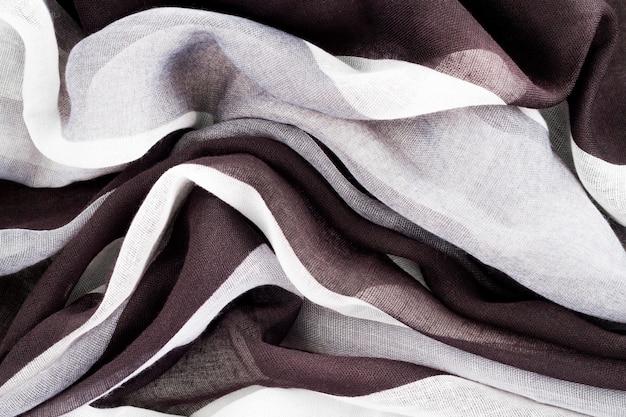 Плоский слой ткани