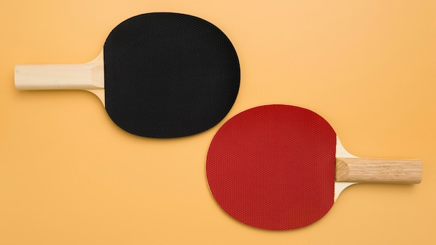 Lay piatto di paddle ping pong