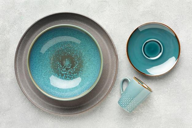 Коллекция плоской посуды