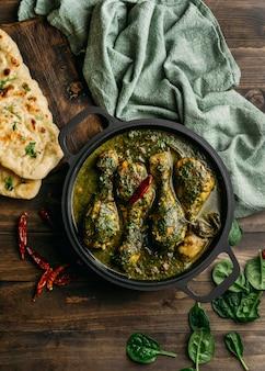 フラットレイおいしいパキスタン料理