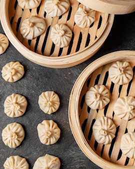 Piatti piatti asiatici tradizionali