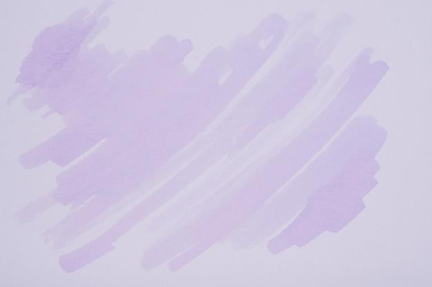 Плоская акварель пятно на бумаге