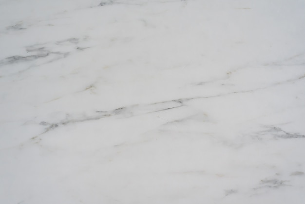 Flat white marble pattern background