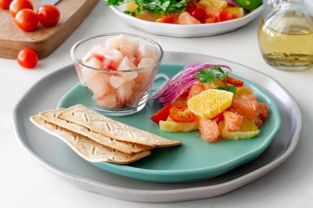 Flexitarian 다이어트 식품 구성