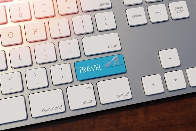 Flight tickets travel vacation booking