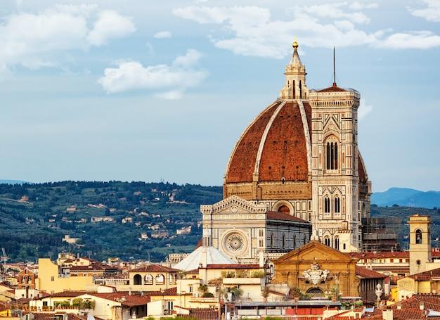 Флоренция, кафедральный собор санта мария дель фьоре.