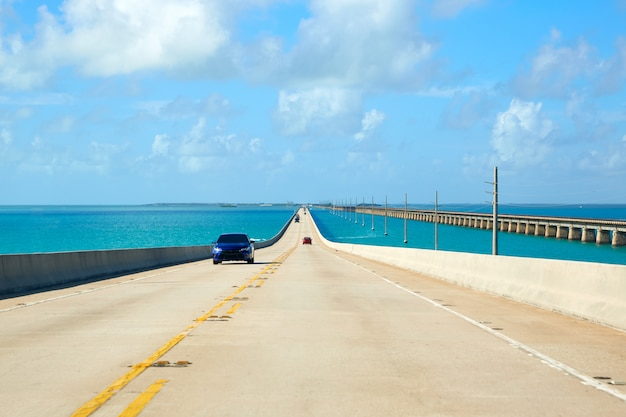 Florida keys south highway 1 scenic florida us