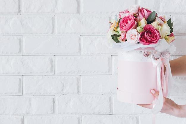 花屋ビジネス自然装飾プレゼント花束