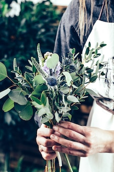 Florist woman ownership
