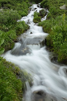 Flow mountain
