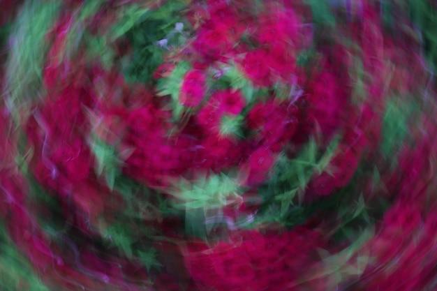 Цветочный боке для фона размытый цветок для фона