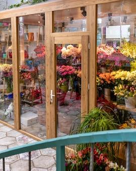 Цветочный магазин-холодильник