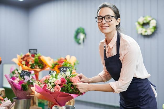 Цветочный магазин girl