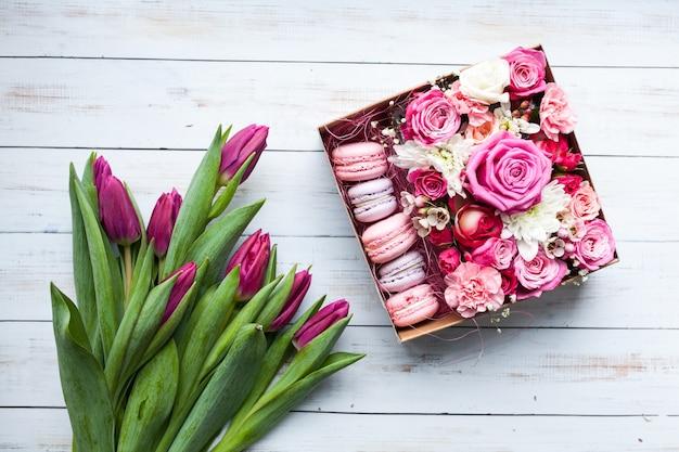 花の背景花の美しい春