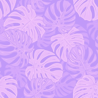 Цветы листья бесшовные модели цветочный мотив народный стиль рисованной иллюстрации цветущий весенний принт текстиль винтаж