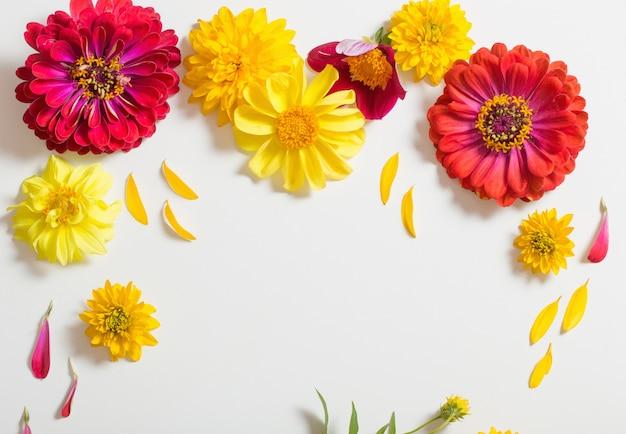 공백에 꽃