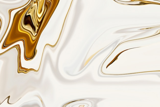 流体アート渦巻きアクリル絵の具