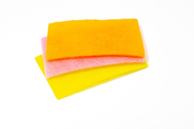 Foam sponges for dishwashing and cleaning