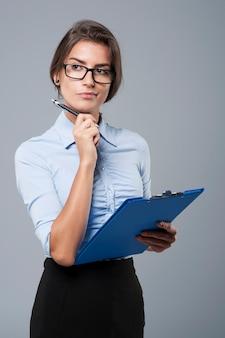 Concentrati sul successo negli affari