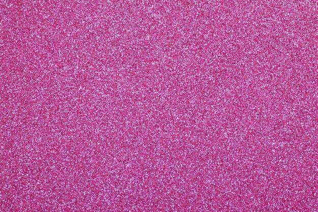 Focused liliac glitter background