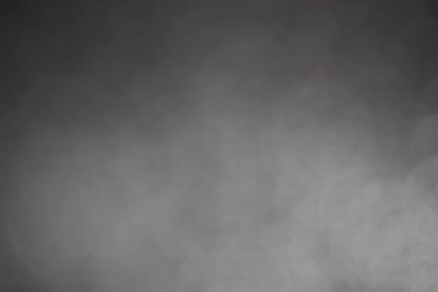 Foggy black and white