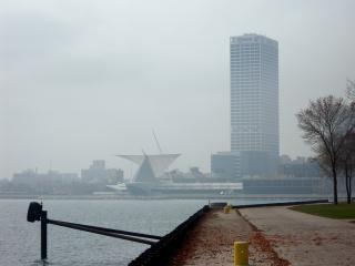 Туманный города