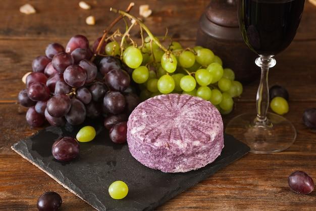유제품 미식가 제품의 식품 구성.