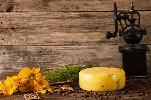 グルメチーズの食品組成