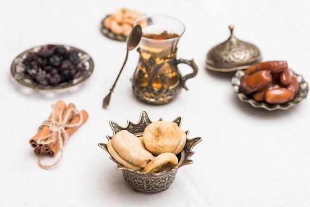 Food composition for ramadan