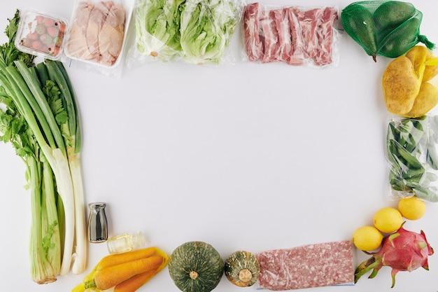 食品配達の背景