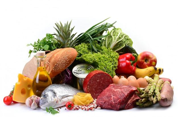 Еда на каждый день Premium Фотографии