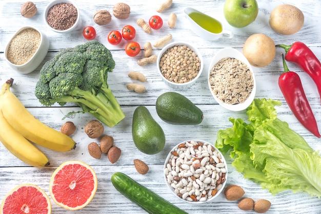 Пища для процветающей диеты