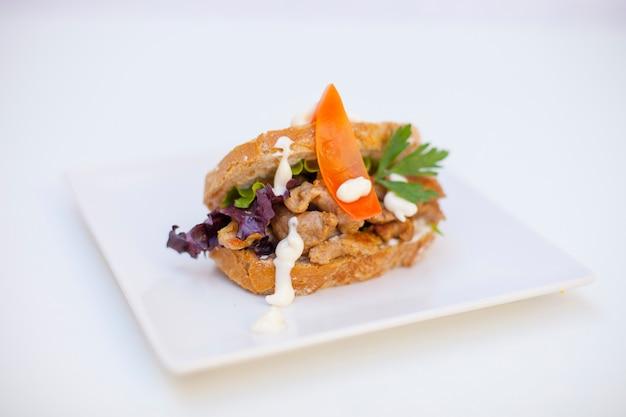 Пищевая гастрономия comida gourmet foodie