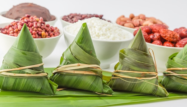 음식 고기 다이어트 쌀 보트 중국