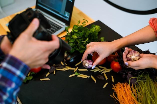 Еда фотография фотостудия совместная работа арт блог концепция